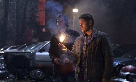 Light a Match - Supernatural Season 10 Episode 13
