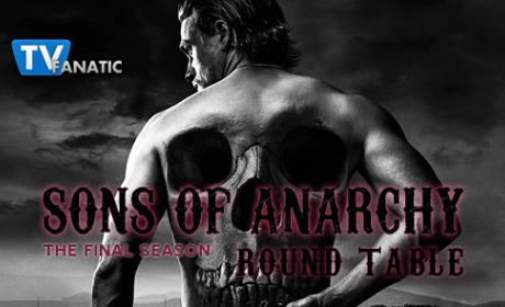 Sons of Anarchy Round Table: Meeting Mr. Mayhem