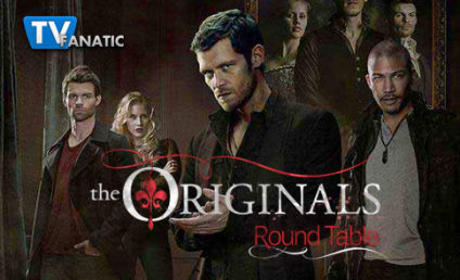 "The Originals Round Table: ""Alive & Kicking"""