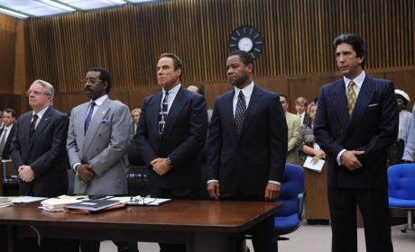 The People v. OJ Simpson: American Crime Story - FX Airing Commercial-Free Marathon Tonight!