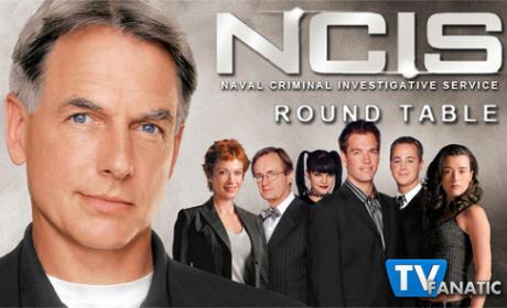 "NCIS Round Table: ""Dressed to Kill"""