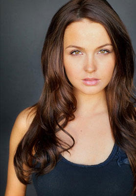 Camilla Luddington Pic