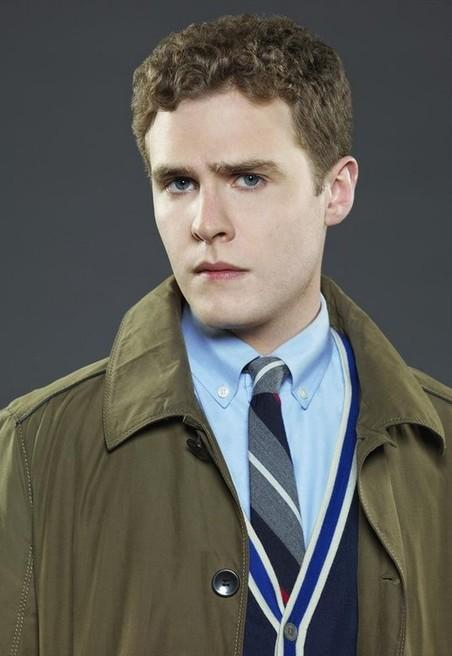 Iain De Caestecker as Agent Leo Fitz