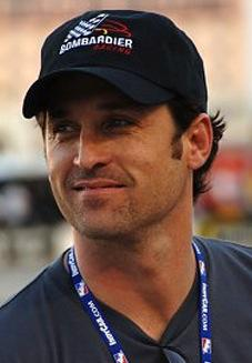Patrick Dempsey Impresses in Florida