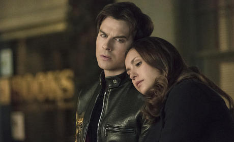 Lean on Me - The Vampire Diaries Season 6 Episode 18