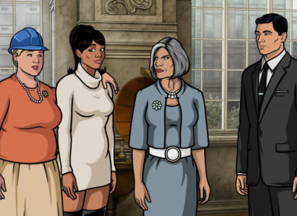 Watch Archer Season 5 Episode 2 Online
