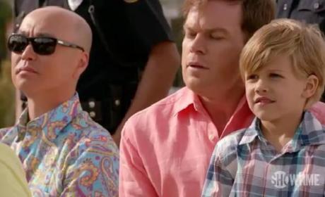Dexter Season 8: New Trailer, Footage, Characters