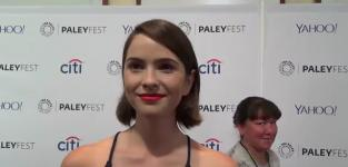 Shelley Hennig PaleyFest Interview