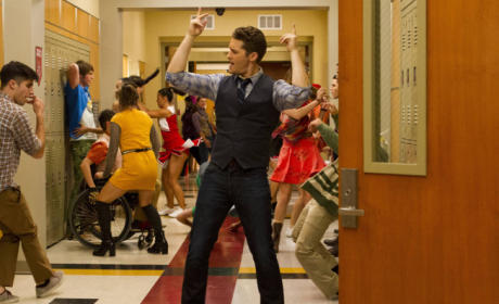 Glee to Move to New York City Full-Time on Season 5