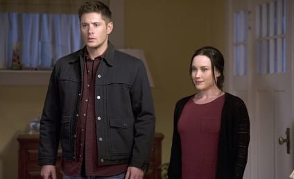 Supernatural Photo Preview: Confessions to Father Crowley?