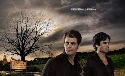 The Vampire Diaries Poster: Moving on From Mystic Falls?