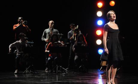 Rachel on Stage