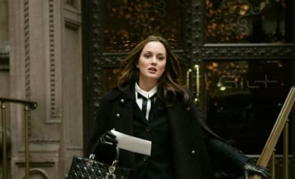 "Gossip Girl Fashion: ""Gone with the Will"""