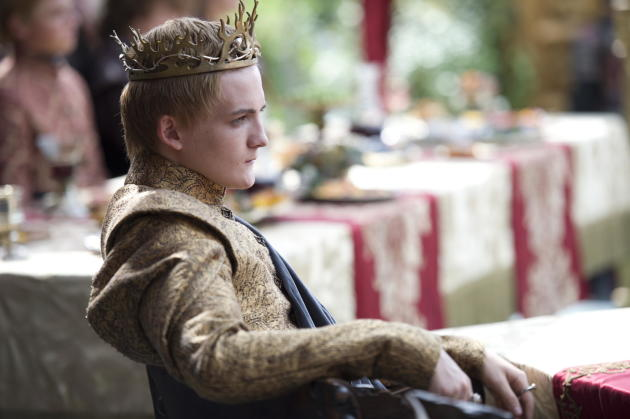 Joffrey on His Wedding Day