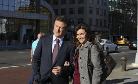 Mary Steenburgen on 30 Rock