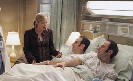 Izzie, Alex, Patients