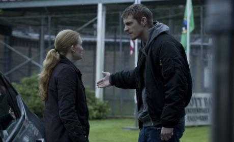 The Killing Review: At Death's Door
