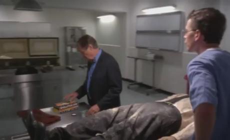 NCIS 'Phoenix' Clip - Raising the Dead