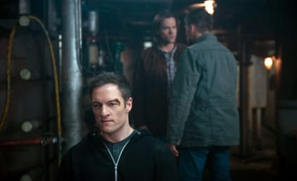 Supernatural Picture Preview: What's Metatron Up To?