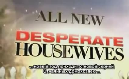 Desperate Housewives Sneak Preview: Who Shot Paul Young?
