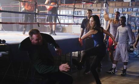 The Bigger the Opponent - Castle Season 7 Episode 17