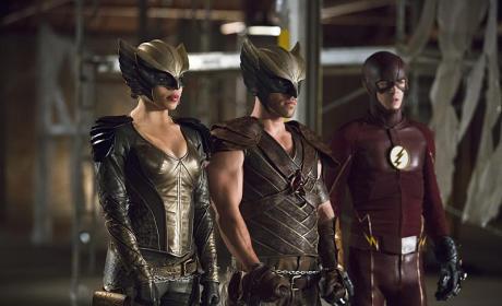 May I Present... - Arrow Season 4 Episode 8
