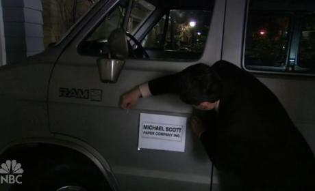 Michael Scott Paper Company Car