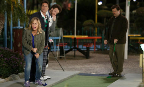 Parks and Recreation Review: Mouserat Reunion