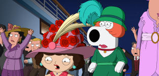 Family Guy Season 13 Episode 7 Review: Stewie, Chris & Brian's Excellent Adventure