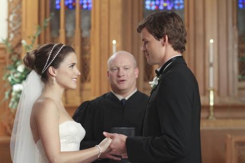 One Tree Hill Wedding Photo