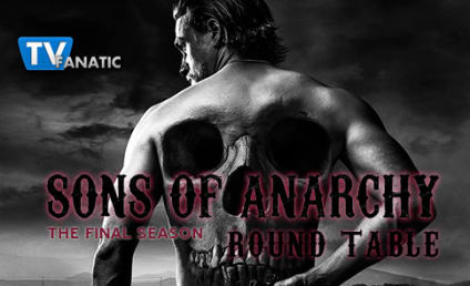 Sons of Anarchy Round Table: Death In the Garden