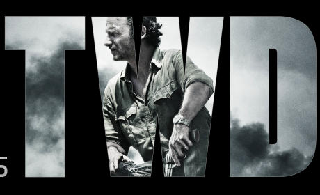 Walking Dead Season 6 Key Art - The Walking Dead
