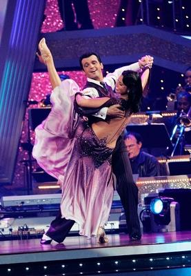 Melissa Rycroft and Tony Dovolani Routine