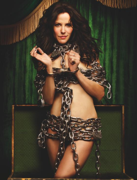 Nancy in Chains