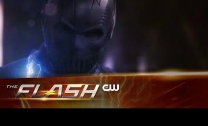 The Flash Promo: New Female Speedster, Zoom Unmasked!