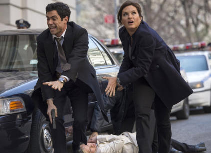 Watch Law & Order: SVU Season 14 Episode 22 Online