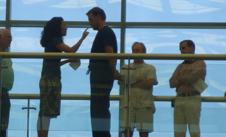 Behind the Scenes with Sandra Oh, Kevin McKidd