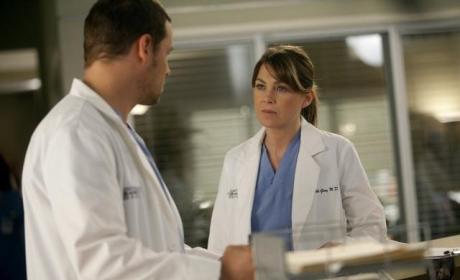 Mer and Alex Photo