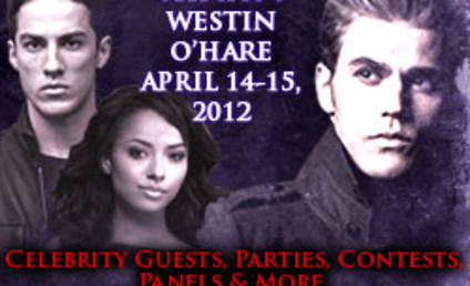 The Vampire Diaries Scavenger Hunt: Win Convention Tickets!