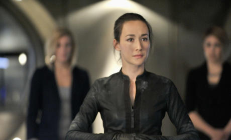 Nikita Season Finale Review: Here We Go Again!