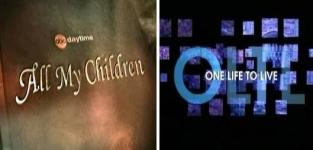 All My Children and One Life to Live: Internet Bound!