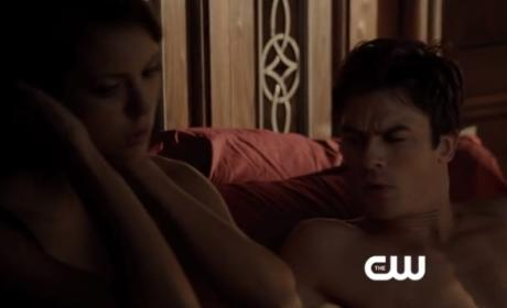 The Vampire Diaries Sneak Peek: Dreaming of Stefan