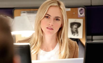 "NCIS Exclusive: Emily Wickersham Drops S-Bomb, Teases Death of ""Fan Favorite"""