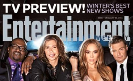 American Idol Team Covers EW, Previews Season Ahead