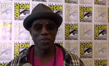 Wesley Snipes Previews The Player, Mysterious Mr. Johnson