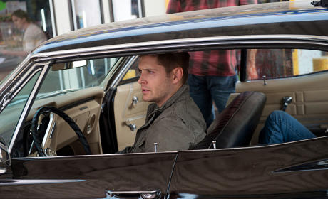 Crusin in the Impala - Supernatural Season 11 Episode 4