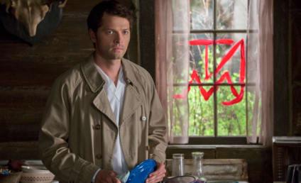 Misha Collins Confirmed as Series Regular on Supernatural Season 9