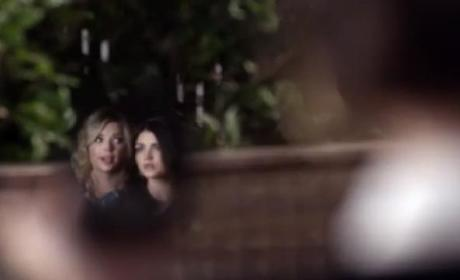 Pretty Little Liars Clip: Where is Spencer?
