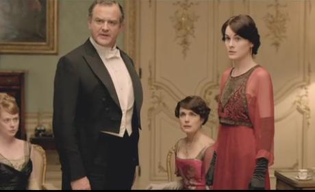 Downton Abbey Review: A Wedding and a Funeral