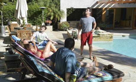 This Is Trouble - Modern Family Season 6 Episode 17